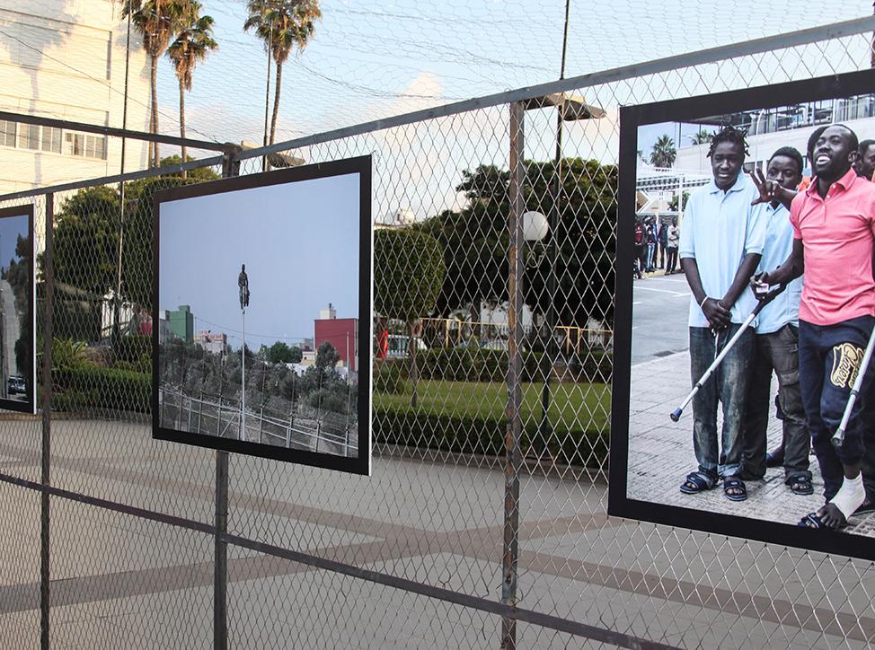 Promotion des réalisations artistiques en offrant un espace pour les expositions photographiques et les concours