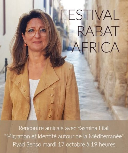 Meet up with Yasmina Filali – Migration and Identity in the Mediterranean
