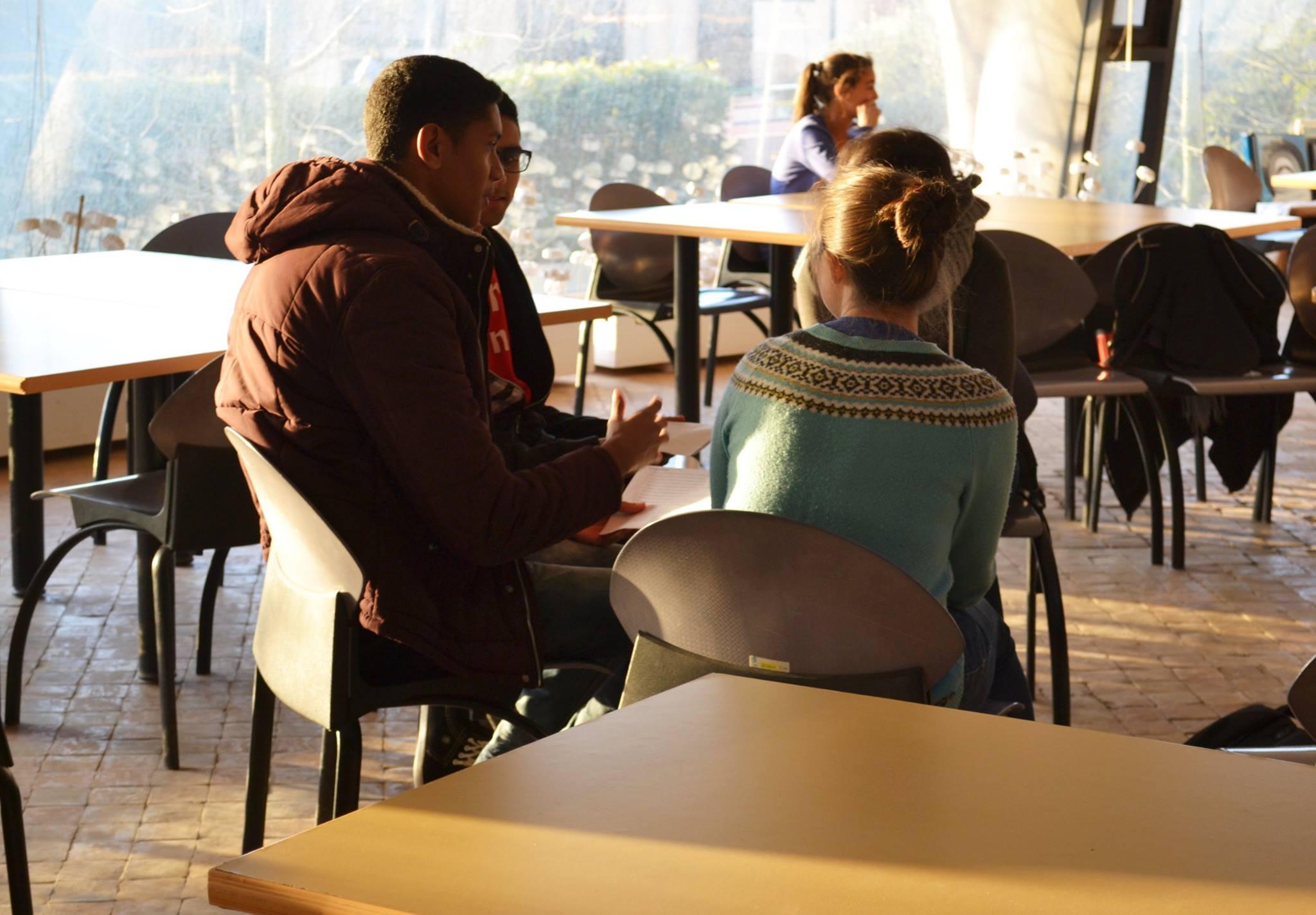 Formation en développement personnel – à la Fondation Orient-Occident de Rabat