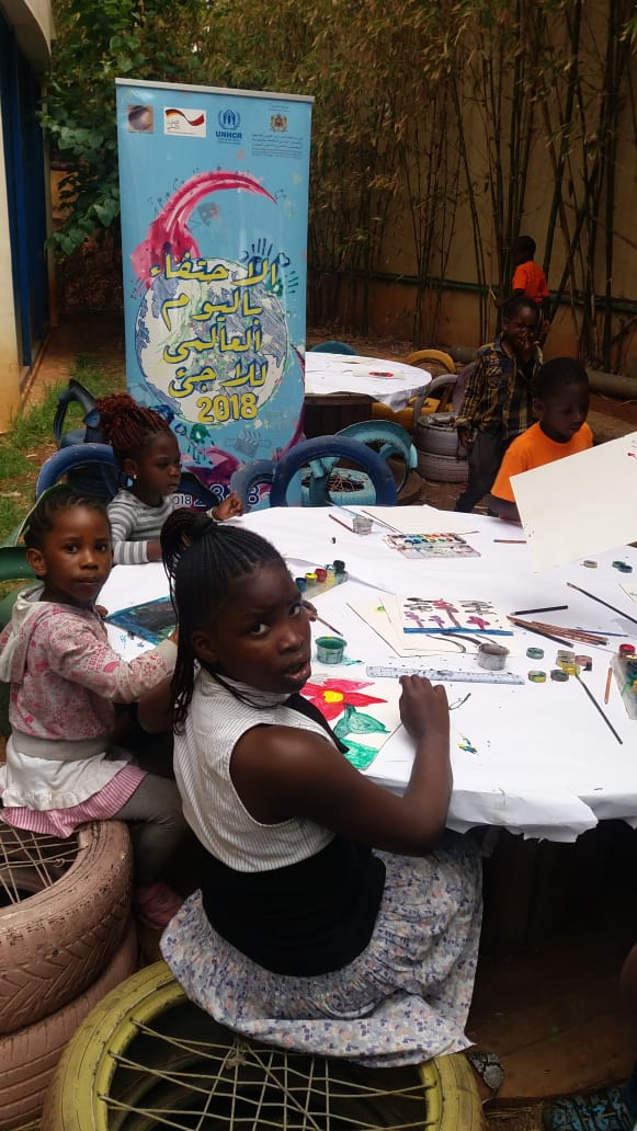 Drawing workshop for children – Photogallery