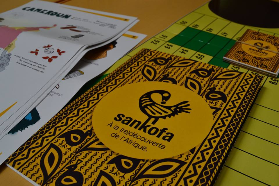 "The Fondation Orient-Occident presents ""Sankofa"", the (re)discovery of Africa"" – Educational Kit"