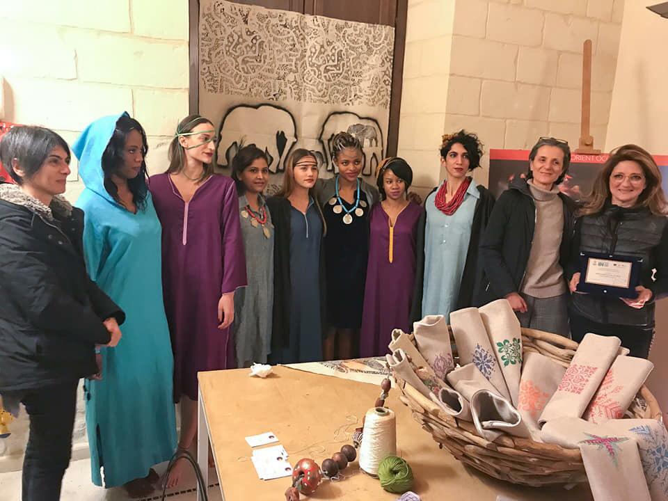 Lancement de Migrants du Monde en Italie le 3 janvier au Palazzo Turrisi, à Lecce