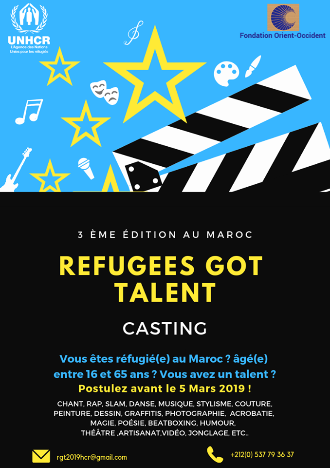 Refugees Got Talent is back again!