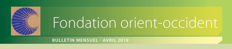Bulletin Mensuel – avril