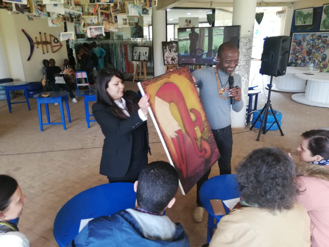 Refugees Got Talent – Casting Photogallery