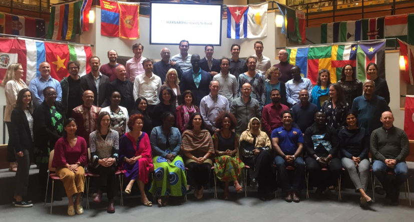 """Fondation Orient-Occident took part to the Executive Module """"Leadership for System Change: Delivering Social Impact at Scale"""" organized by the Harvard Kennedy School in Cambridge, USA"""