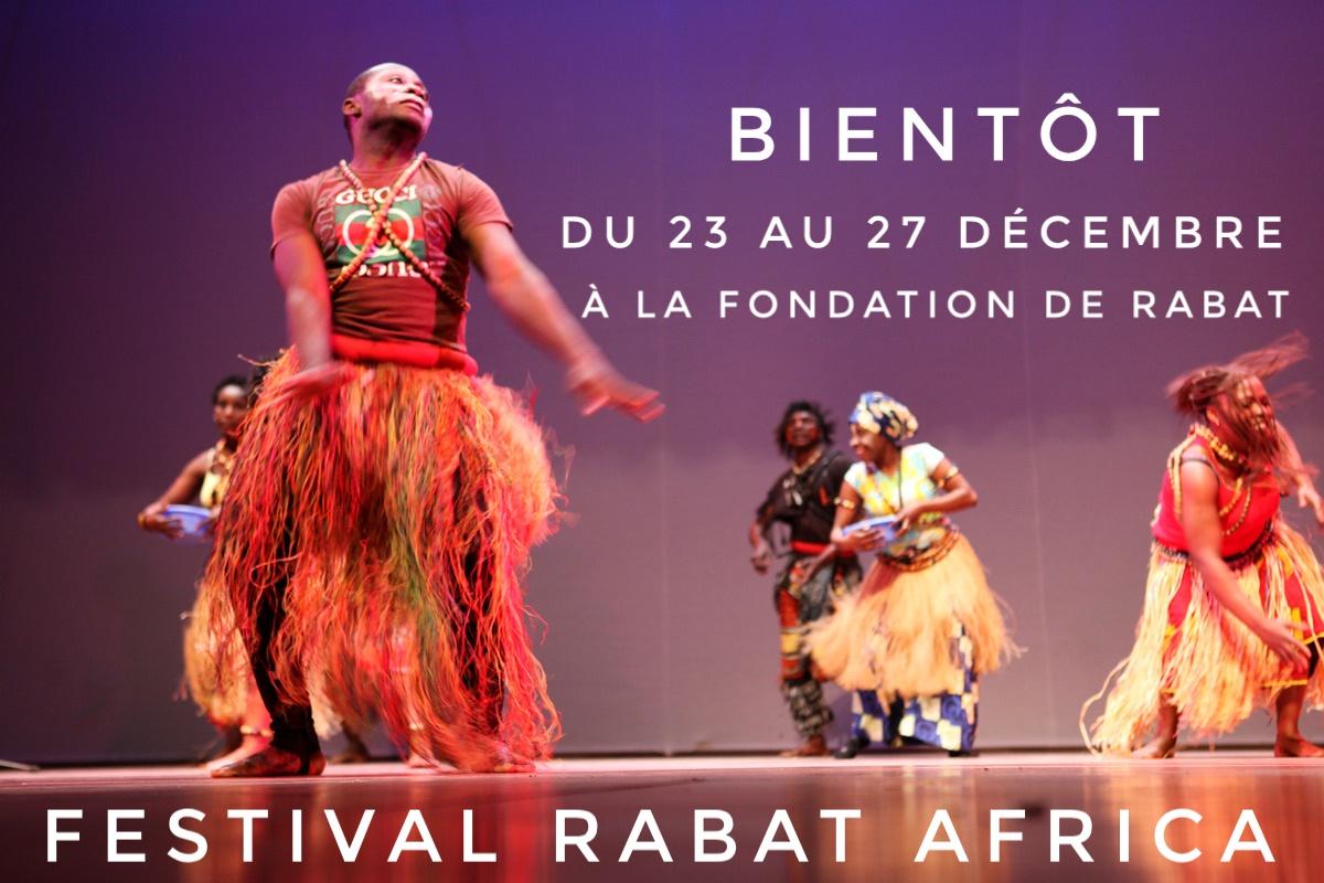 Le Festival Rabat Africa. Bientôt à la Fondation Orient-Occident de Rabat.