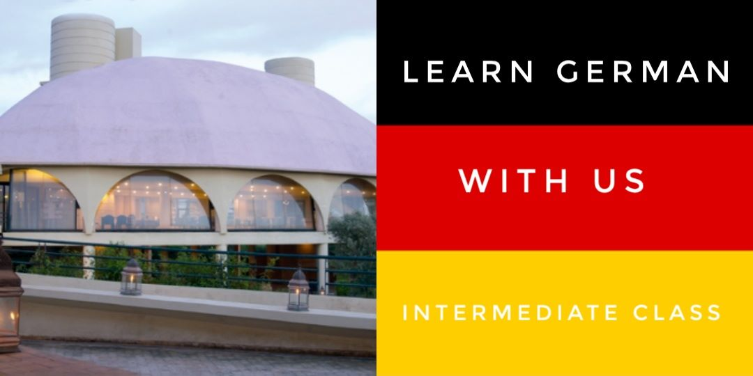 German classes at the Fondation Orient-Occident of Rabat