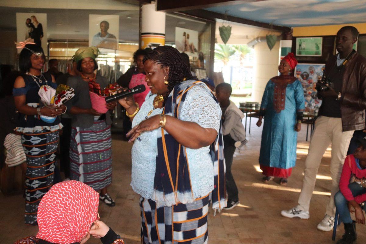 Ivorian women cultural day
