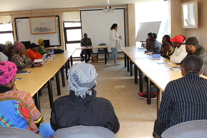 Workshop on health for migrants – 28th of February