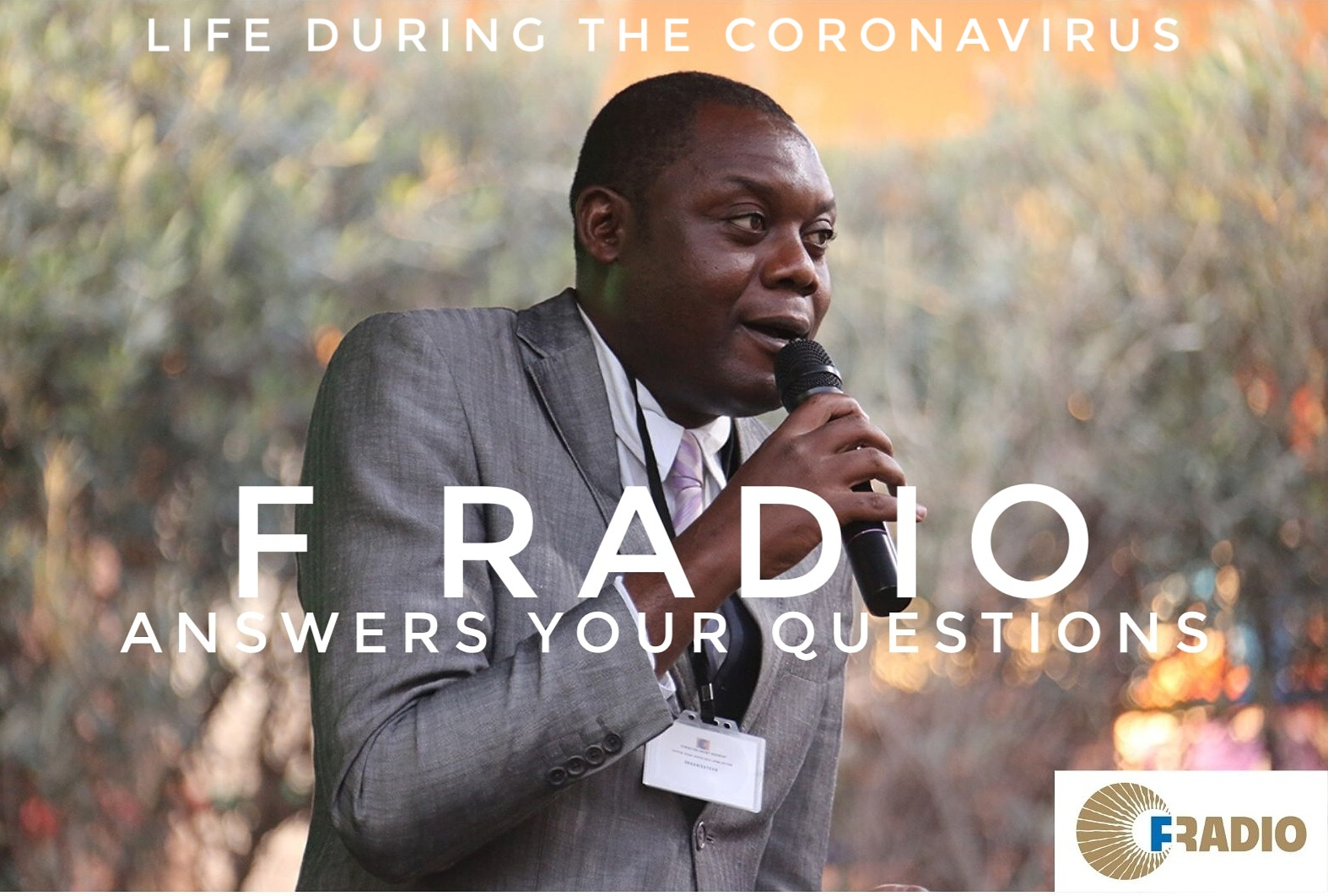 F Radio – Raising awareness of COVID-19 – Important information and contacts