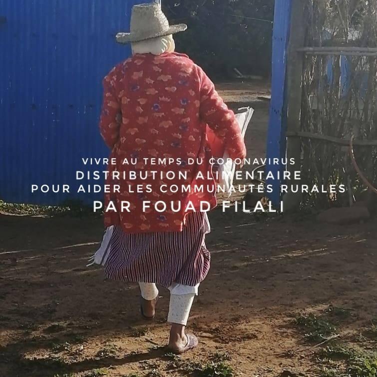 Distribution alimentaire pour aider les communautés rurales, par Fouad Filali
