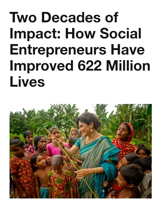 The Schwab Foundation for Social Entrepreneurship 2020 Impact Report – Fondation Orient-Occident contributes with a deep interview by president Yasmina Filali