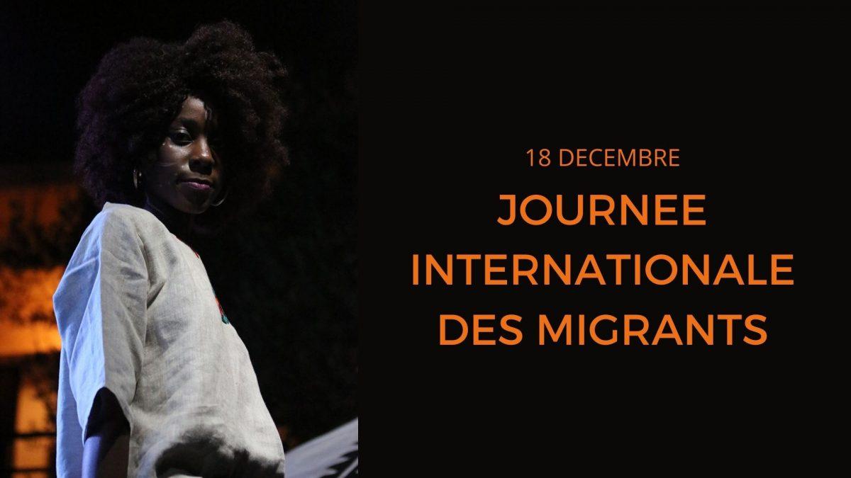 Journée Internationale des migrants – 18 décembre 2020