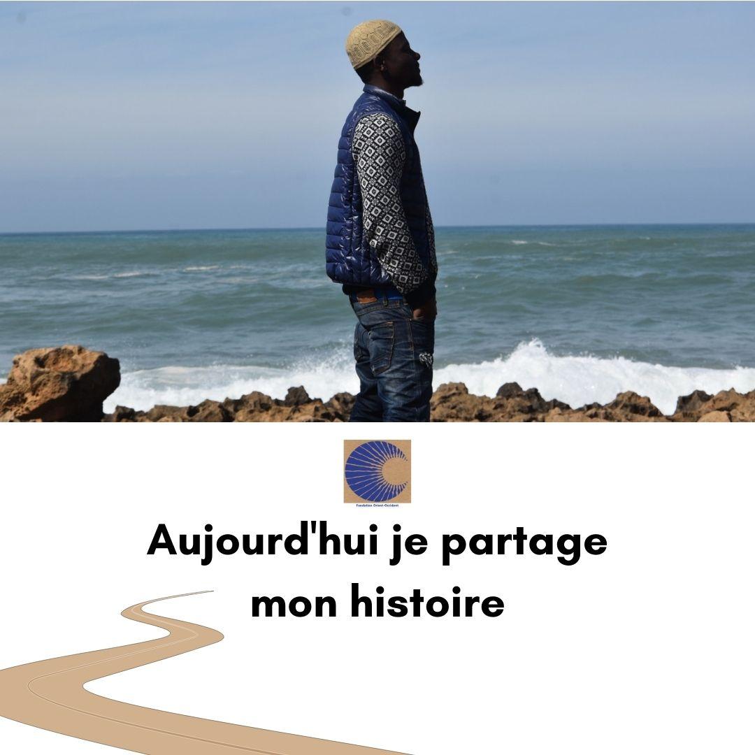 """Launch of the project """"Aujourd'hui je partage mon histoire"""""""