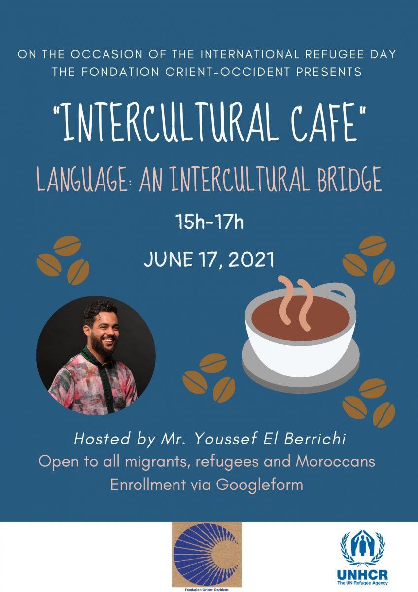 Intercultural Cafe – June 17, 2021