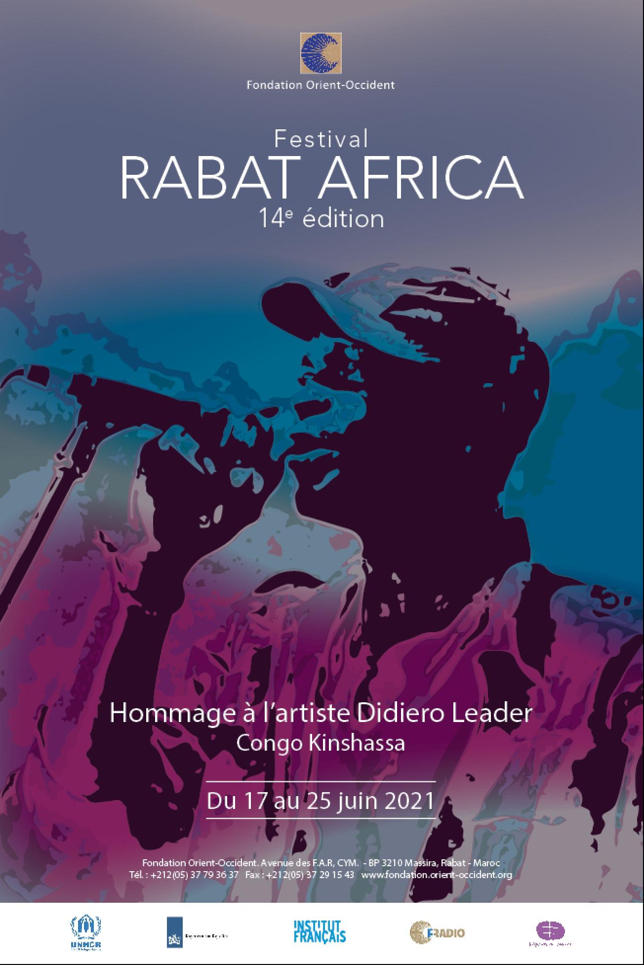 Lancement de la 14ème édition du Festival Rabat Africa