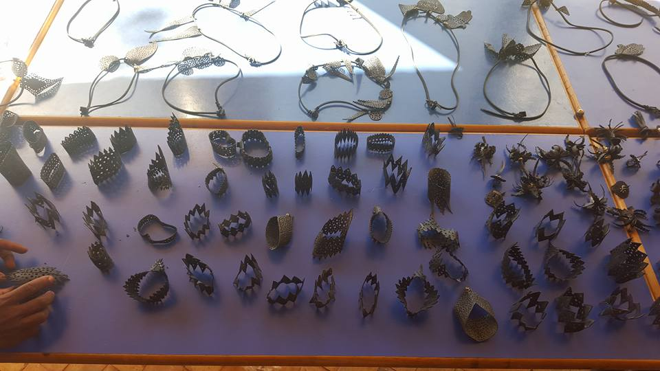 Crafts at the Fondation Orient-Occident
