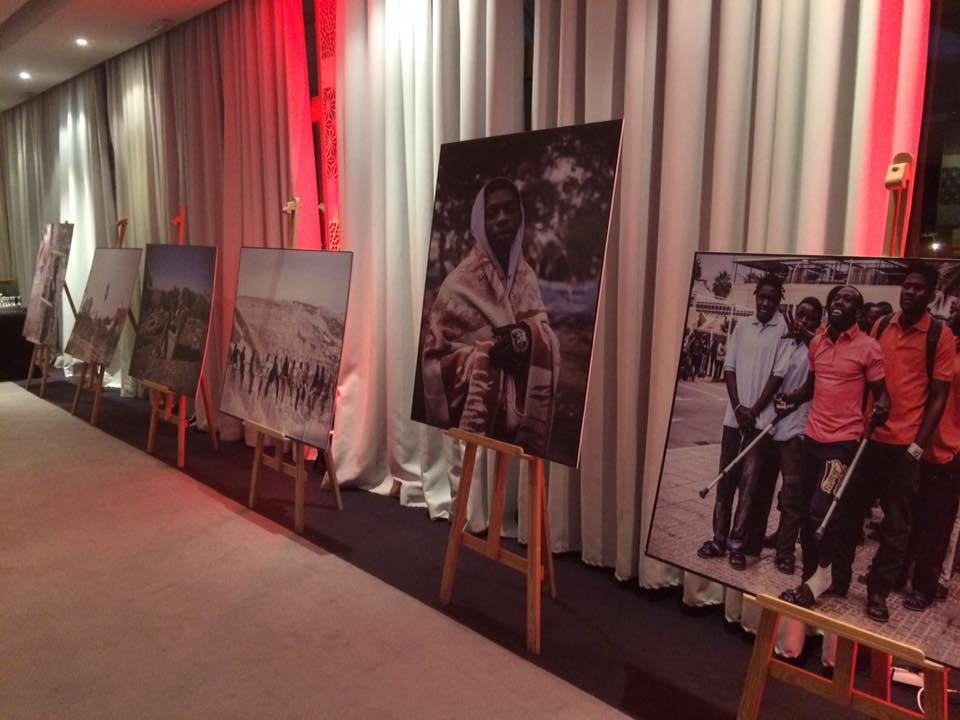 Photographic Exhibition at the Hotel La Tour Hassan Palace