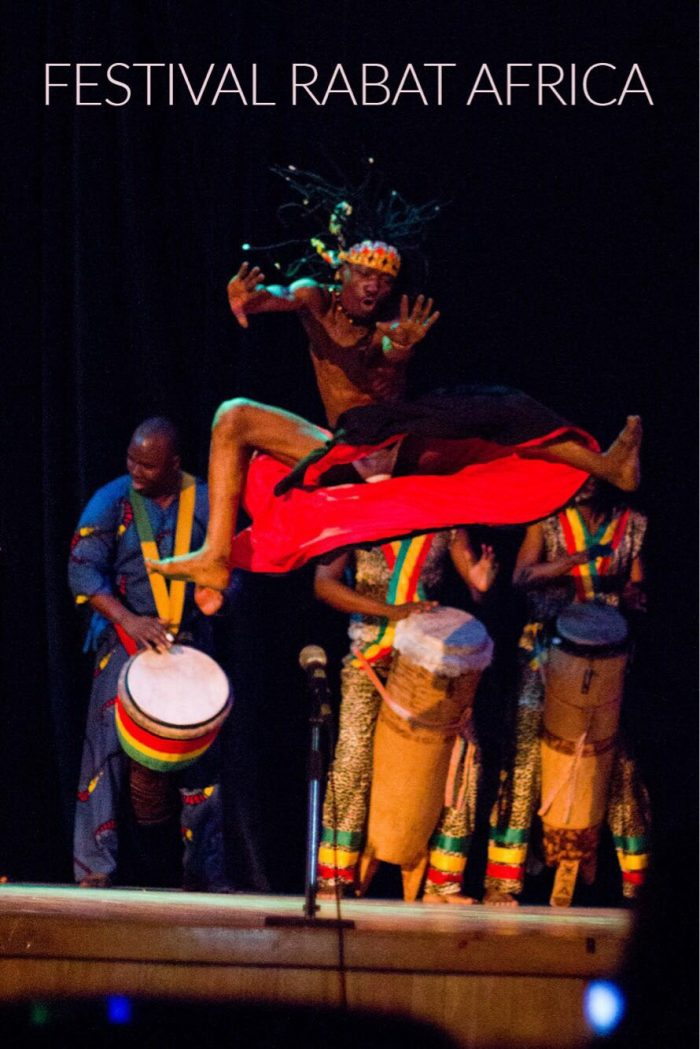 Don't miss out on Music, Dancing and Culture at the Festival Rabat Africa!