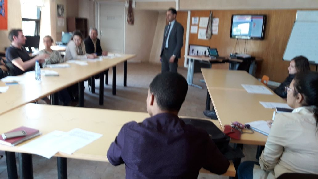 Coaching and Personal Development Sessions for the Fondation Orient-Occident's Staff