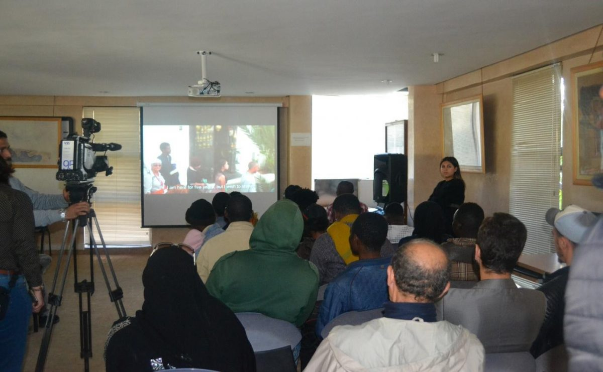 Film-debate organized on Saturday the 31st of March at the Fondation Orient-Occident in Rabat