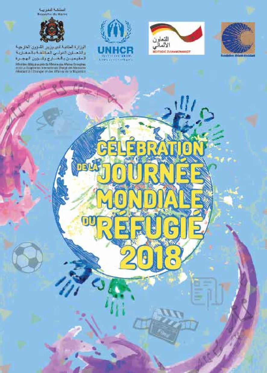 On the occasion of the World Refugee Day (20th June) – from the 18th to the 23rd, a series of cultural, economic and social activities as well as sports were organized, animated by and for the refugies. Discover all the details and the full list of activities here! (French Version)