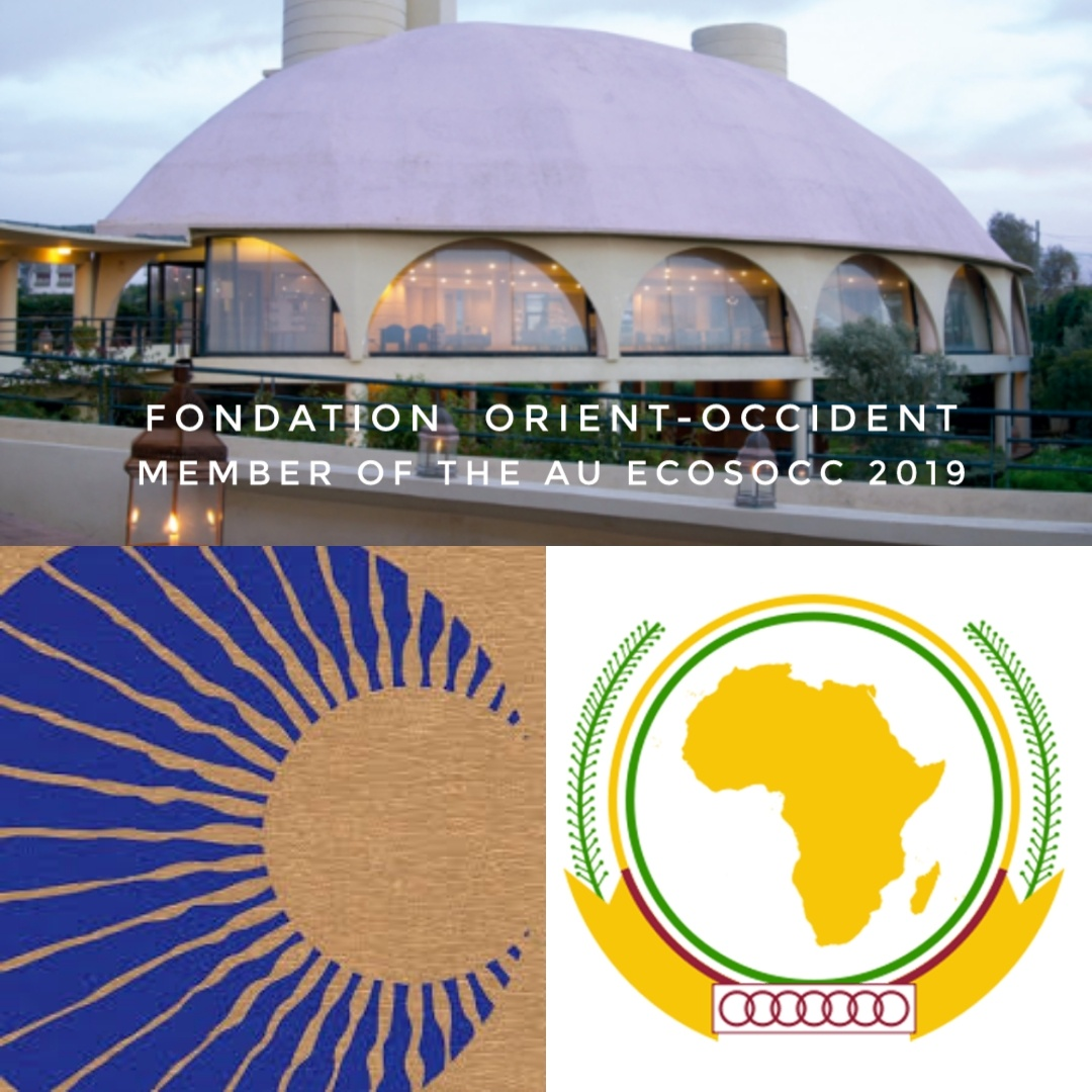 Fondation Orient-Occident was elected, at the national level, member of the African Union's Economic, Social and Cultural Council (ECOSOCC) at the 3rd Permanent General Assembly of the Council in Nairobi