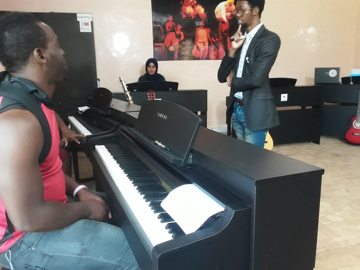 IEM Musique organizes MUSIC INTERNSHIPS at the Fondation Orient-Occident of Rabat