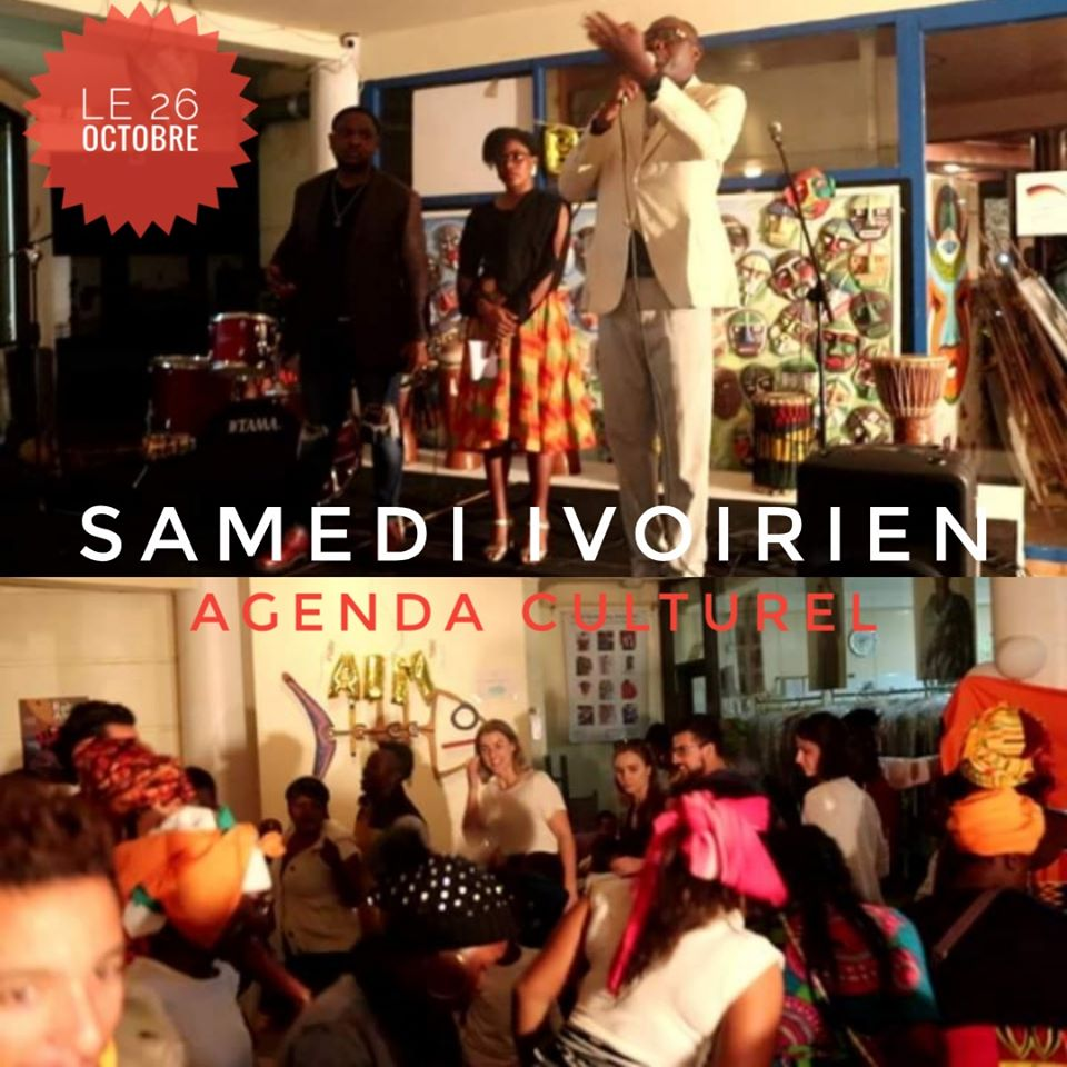 Ivorian night on the 26th of October