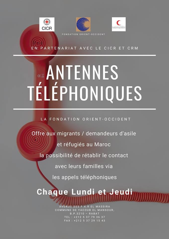 ANTENNES TELEPHONIQUES – À PARTIR D'AUJOURD'HUI