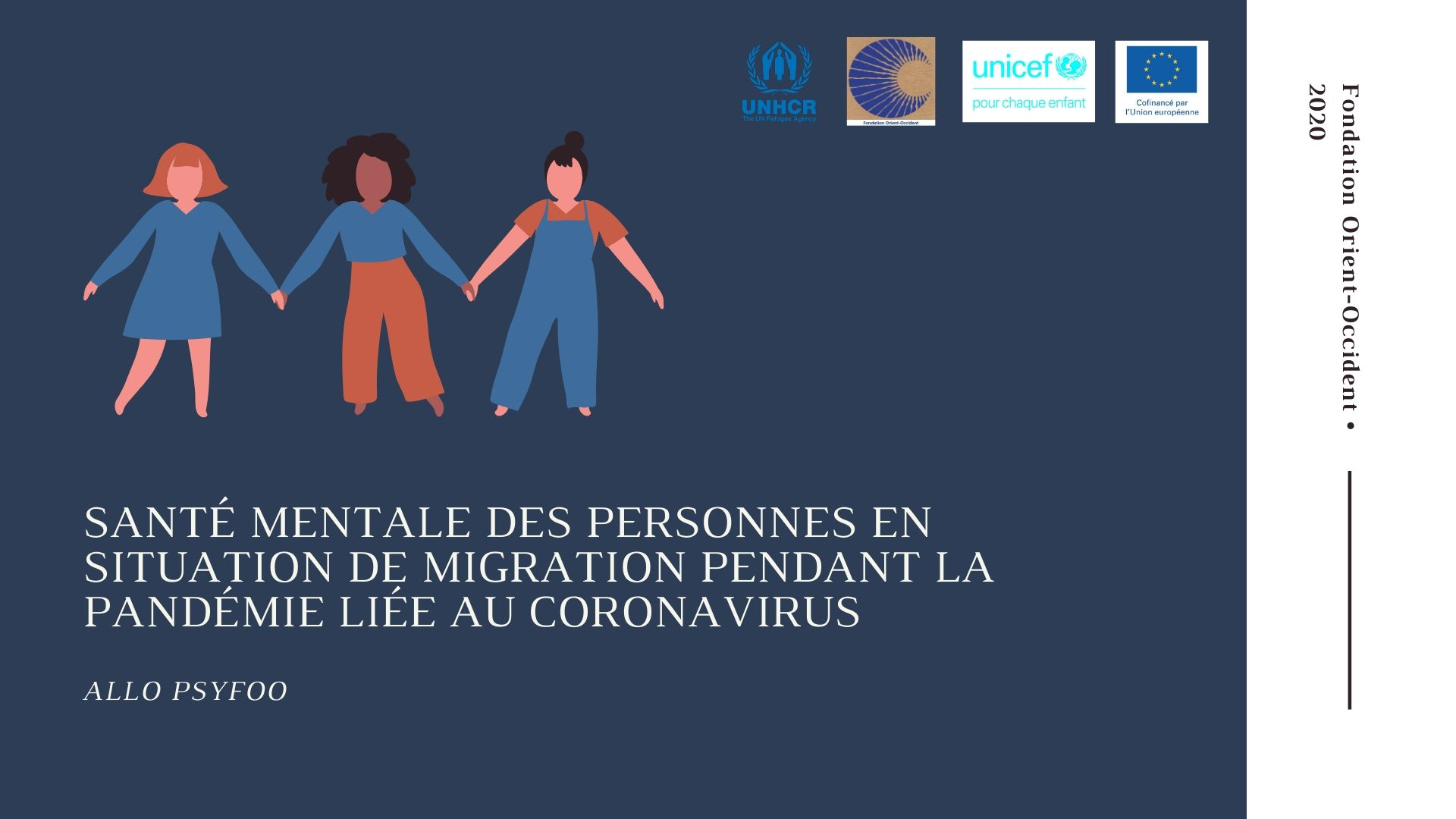 Mental health of people in a situation of a migration during the coronavirus pandemic