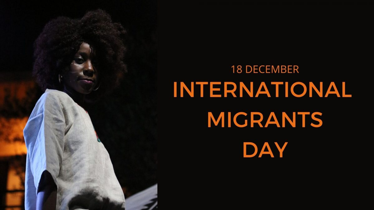 International migrants day – 18 December 2020