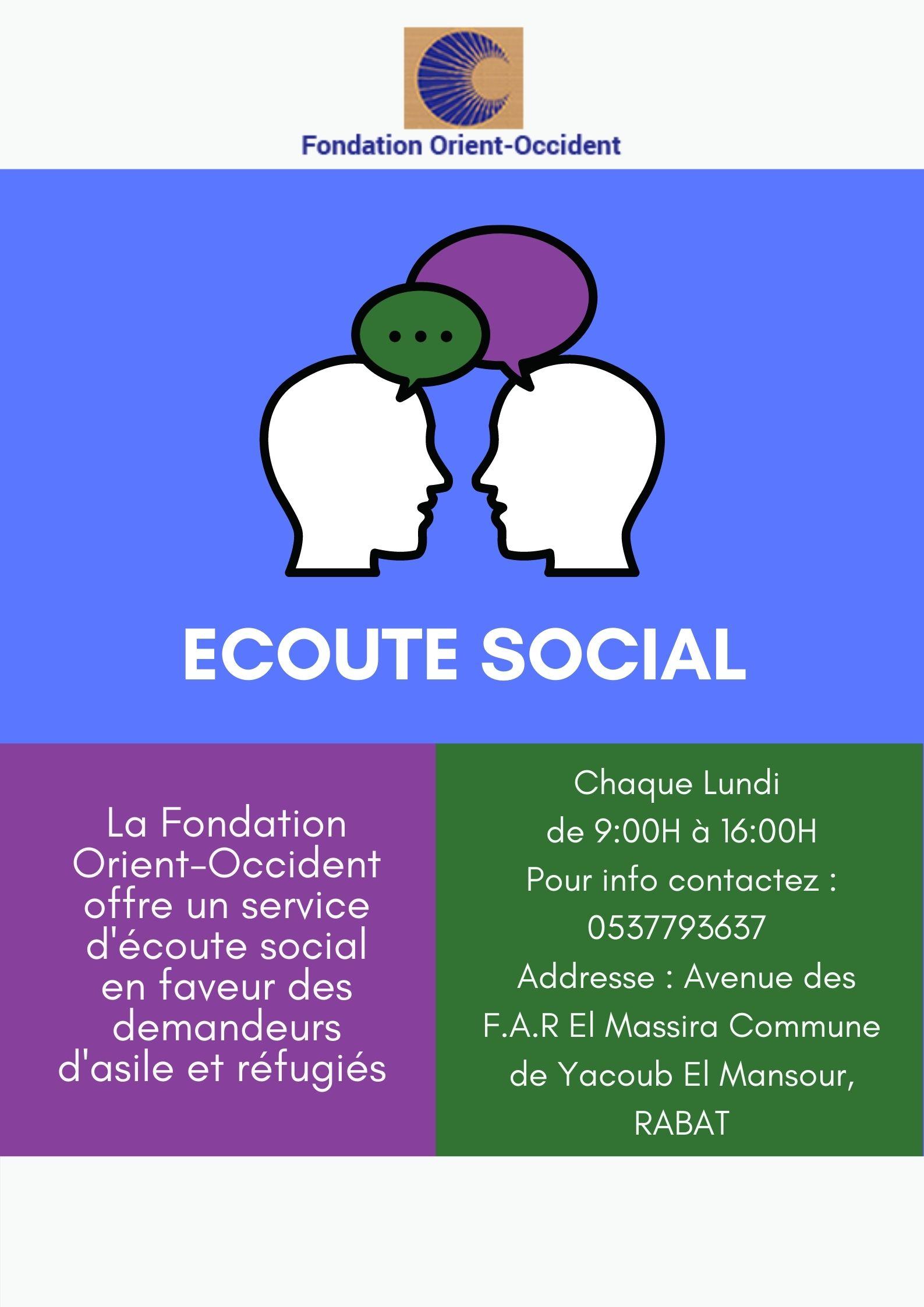 Ecoute sociale