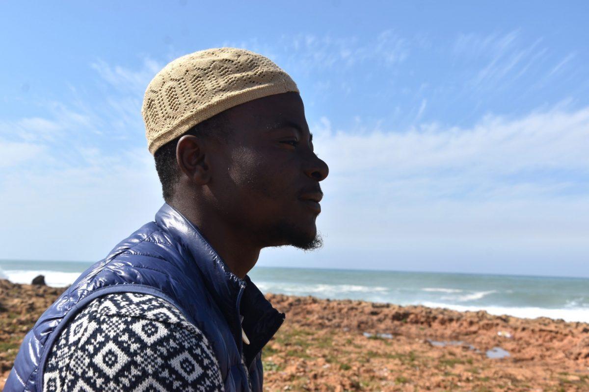 Aujourd'hui je partage mon histoire – The story of Aboubakar