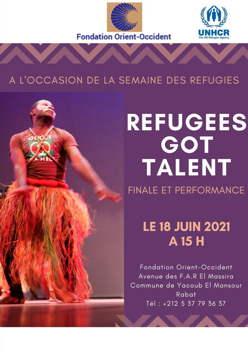 Final & performance of REFUGEES GOT TALENT!