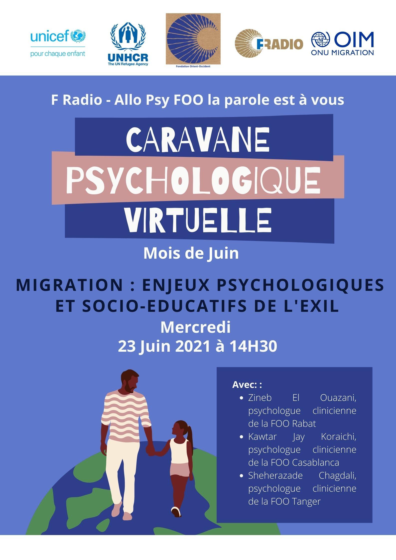 Caravane Psychologique Virtuelle