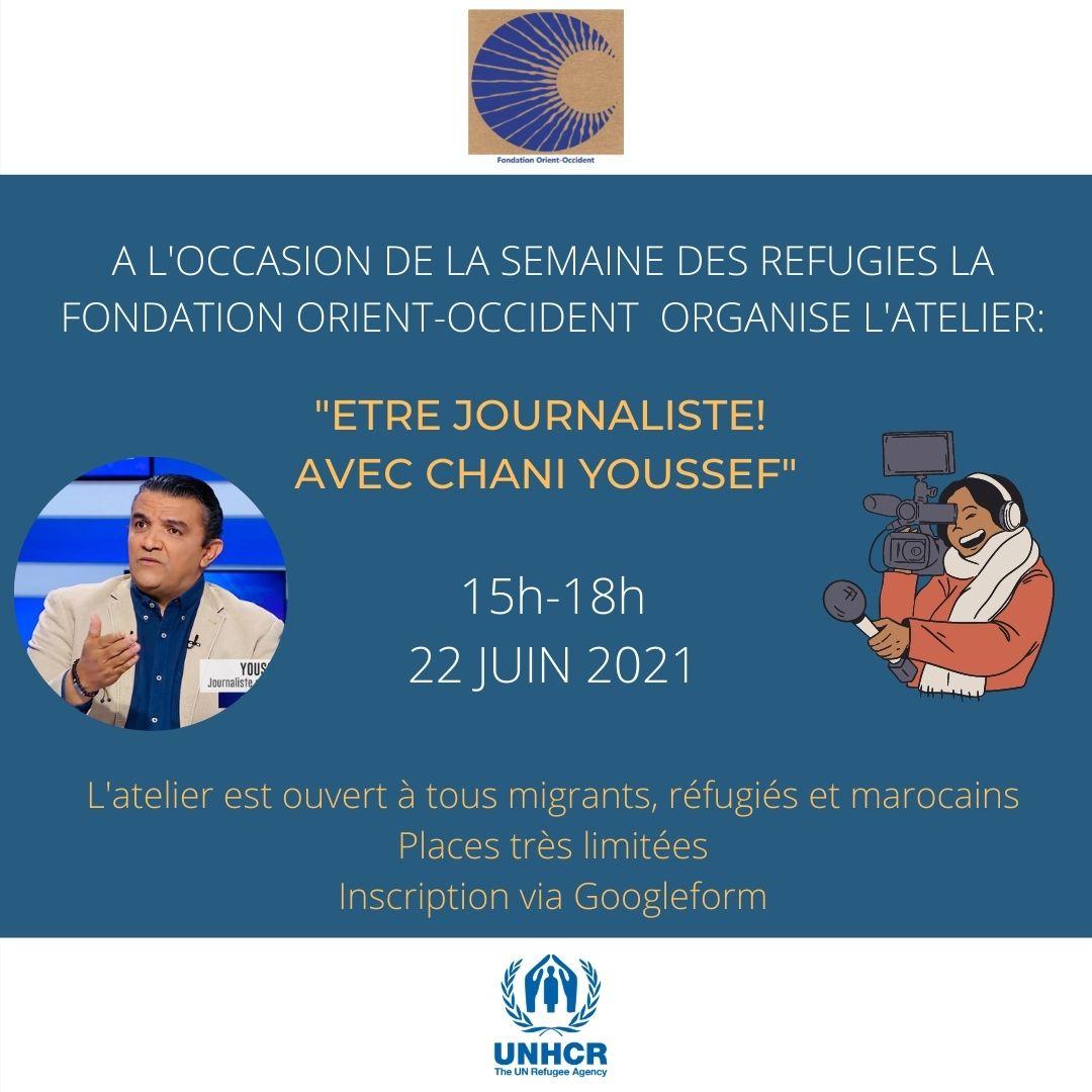Atelier – Initiation aux métiers du journalisme